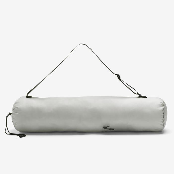 瑜伽垫收纳袋 - 灰色