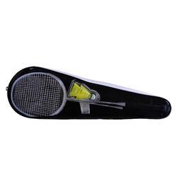 成人羽毛球球拍套装BR 190 S - 粉色 蓝色