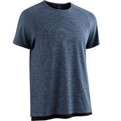540 Free Move Pilates & Gentle Gym T-Shirt - Blue