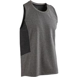 560 Gentle Gym & Pilates Tank Top - Light Grey