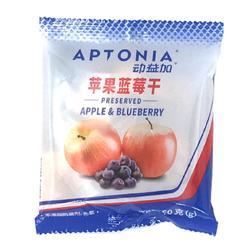 苹果蓝莓干