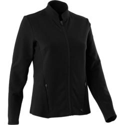 Free Move Women's Gentle Gym & Pilates Jacket - Black