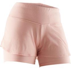 女式基础健身短裤