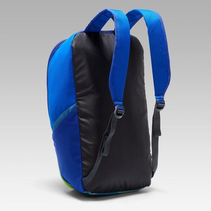 团队运动背包 Classic 17升 - 蓝色/黄色