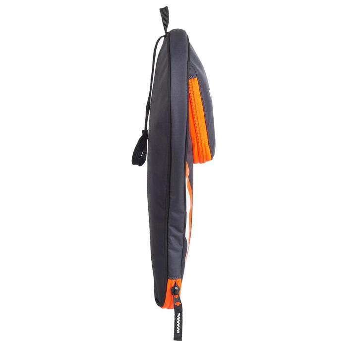 乒乓球拍套TTC 130 - 灰色/橙色