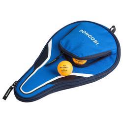 乒乓球拍套TTC 130 - 蓝色