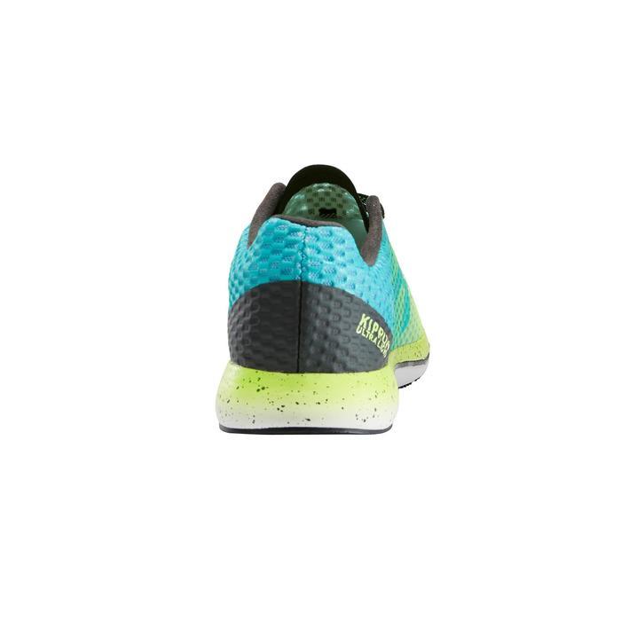 KIPRUN ULTRALIGHT轻盈竞速跑鞋 - 绿/黄配色
