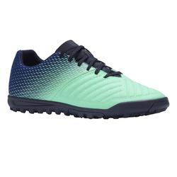 Agility 140 HG Adult Hard Ground Football Boots - Blue/Green