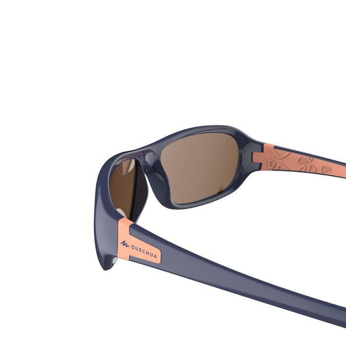 儿童户外太阳镜 MH T500,4 号(8-10 岁)- 蓝色