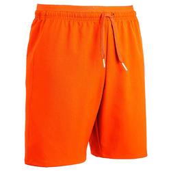 F500 Kids' Football Shorts - Orange