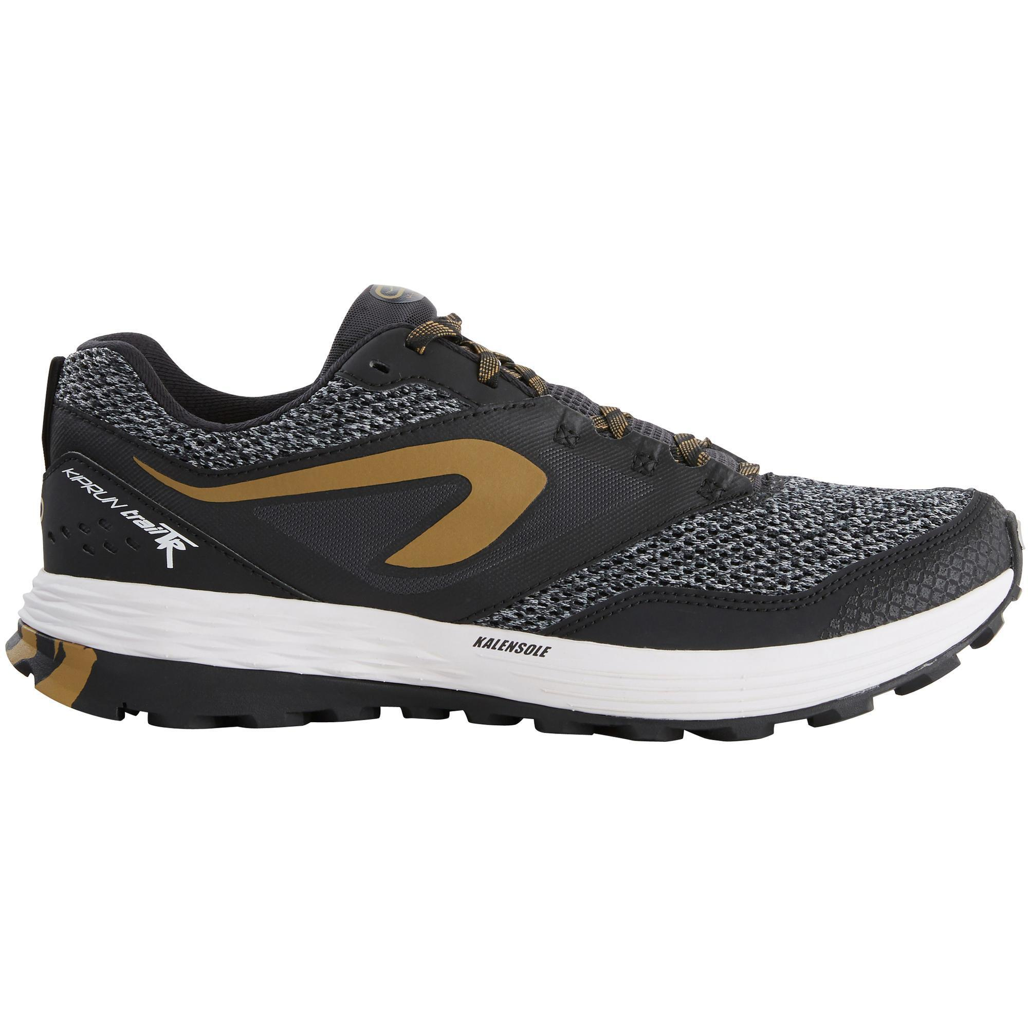 quality design 235e4 3a224 By Shoes Sport Tr Running Men s Trail Kalenji Blackbronze Kiprun ON80XnkwP