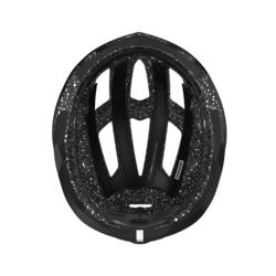 Racer 骑行头盔- 斑点黑