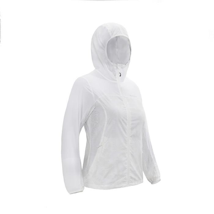 女士皮肤衣 防晒夹克 HELIUM - 白色
