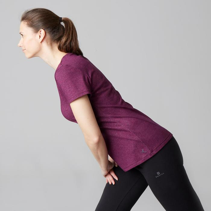 女式基础健身T 恤