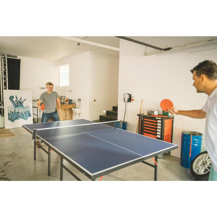 休闲趣味乒乓球套装: FR130 / PPR 130 室内套装:两个球拍+ 3 个球