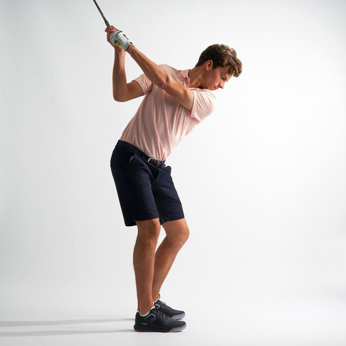 男士凉爽天气高尔夫短裤-藏青色