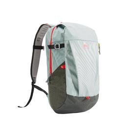 郊野徒步背包-20L-粉绿   NH100