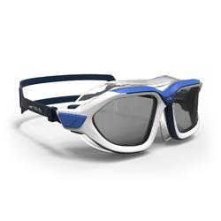 游泳面罩ACTIVE ASIA L号 Blue, Smoke Lenses