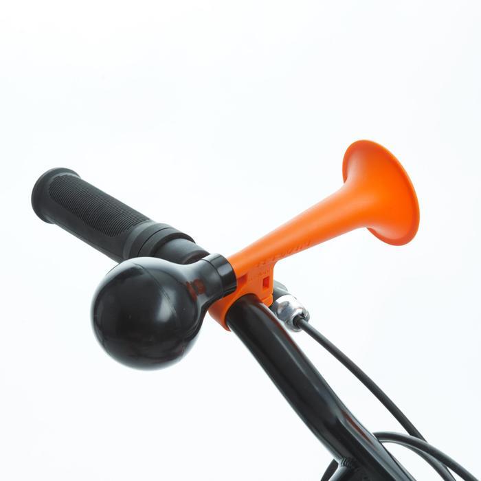 儿童自行车喇叭-橙色