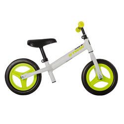 自行车运动10寸滑步车儿童(1-4岁)(85-95CM)无脚踏平衡车 B'TWIN 100 (无刹车)