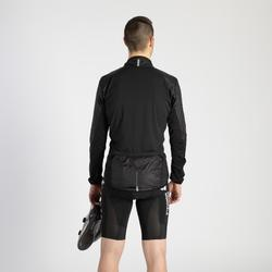 骑行超轻长袖防风夹克-黑色