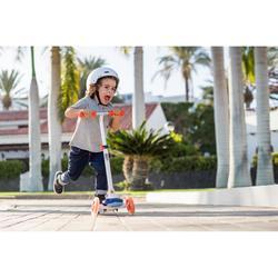 儿童滑板车B1 500 - White/Mint
