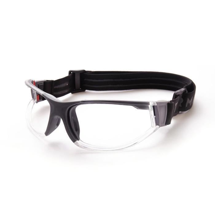 成人篮球防护眼镜- 黑色
