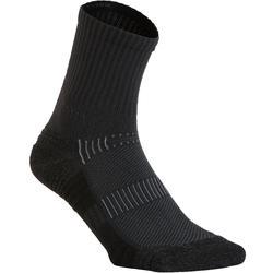 WS 500 中帮健走袜 - 黑色