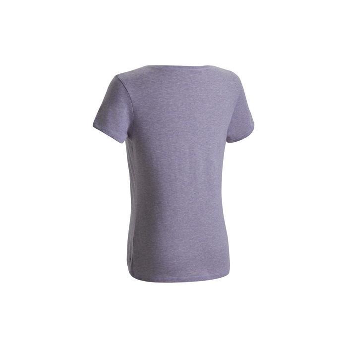 女式基础健身运动直筒 T 恤