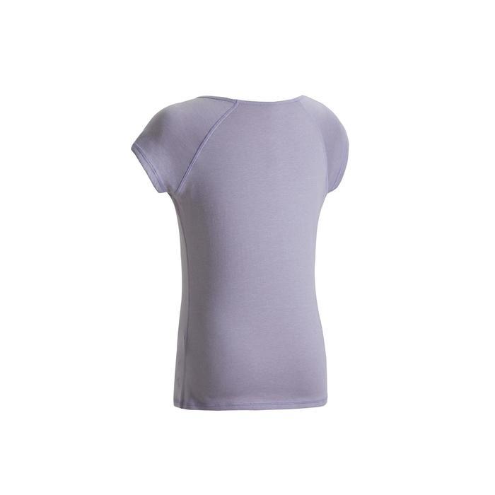 女式基础健身修身 T 恤