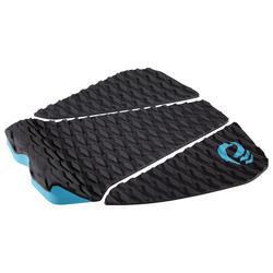 冲浪防滑垫 3件式 Pad 500 black 用于后脚