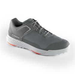 男士高尔夫球鞋透气防滑 灰色
