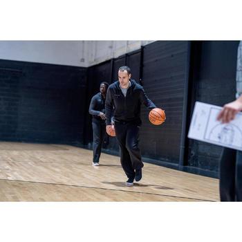 初学者篮球运动裤P100 - 黑色