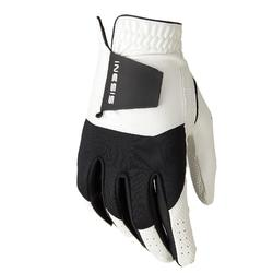 青少年高尔夫左手手套-白色