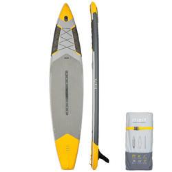 """可充气的站立式桨板500 12'6 - 32"""" - Yellow"""