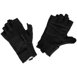 力量训练手套 500系列 黑色