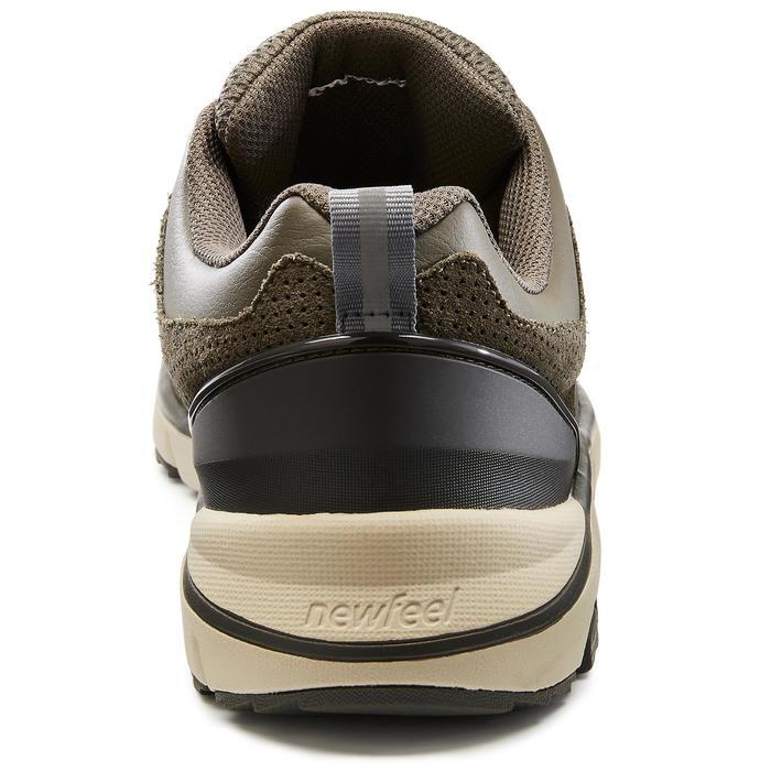 HW 540男士健走皮鞋 - 卡其色