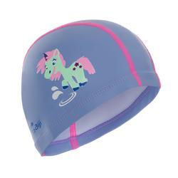 硅胶涂层网布泳帽500 PRINT