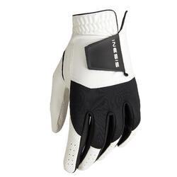 高尔夫男士左手手套100系列 (右手球员用)