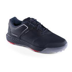 男士高尔夫球鞋防水防滑 深蓝色