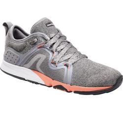 PW 540 女式健走鞋 - 灰色/粉色