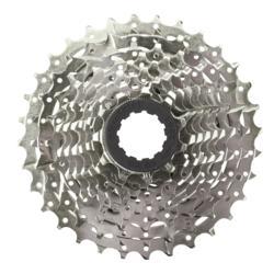 9速山地自行车11x32飞轮