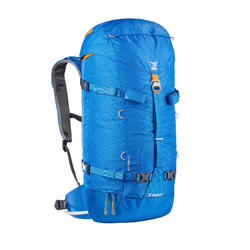 ALPINISM 33 mountaineering backpack Blue