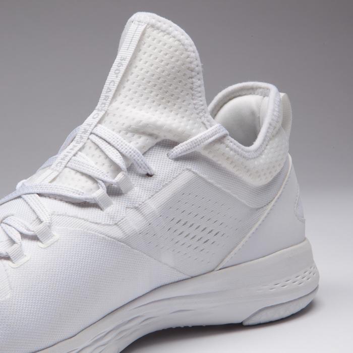 920 男式有氧健身运动鞋 - 白色