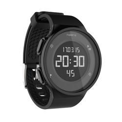 W500 M 跑步运动秒表 黑色