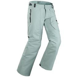 男式滑雪裤 SNB PA 500 - Green