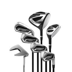 成人高尔夫7杆套杆100系列 加长款 右手球员 碳素杆身