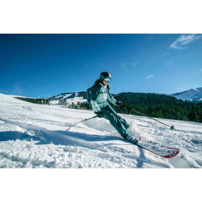 儿童/成人滑雪护目镜G 520 适用于晴好天气- ASIA Blue