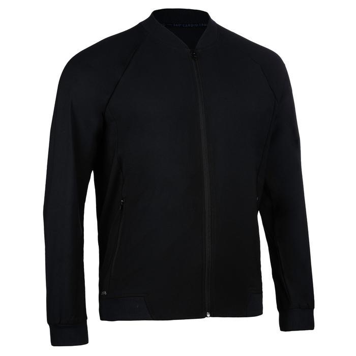 FVE 100 有氧健身夹克 - 黑色