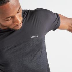 FTS 920 有氧健身 T 恤 - 黑色